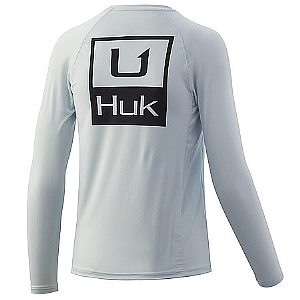 Youth Huk'd Up Long Sleeve Pursuit