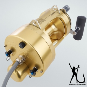 Hooker Detachable Motor with Shimano Tiagra  50WLRSA
