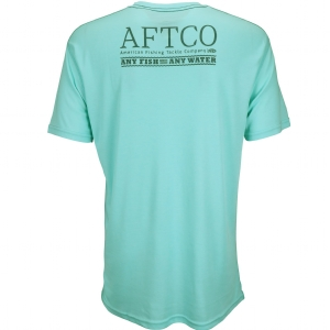 AFTCO Anytime Drirelease Performance Short Sleeve Shirt