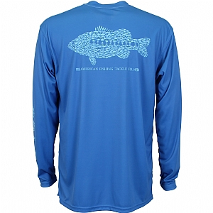 AFTCO Rough Metal LS Performance Shirt