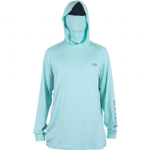 AFTCO Yurei Hooded LS Air-O-Mesh Performance Shirt