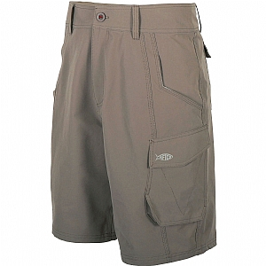 AFTCO Stealth Fishing Shorts - OAK