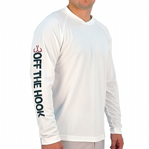 Mens Scuba Stitch Performance White