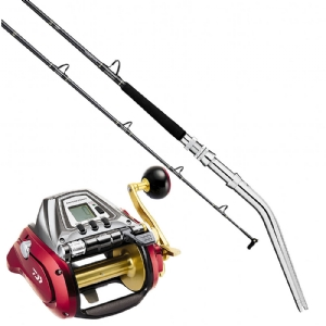 Show product details for Seaborg 1200MJ with FREE Tanacom Deep Drop Rod
