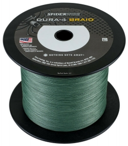 Spiderwire DURA-4 Braid 1500yards