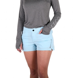 AFTCO Womens Shorts