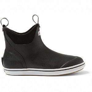 XTRATUF Women's Ankle Deck Boots Black
