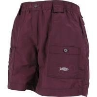AFTCO Original Fishing Shorts Malbec