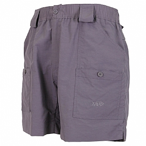 AFTCO Original Fishing Shorts Dark Plum