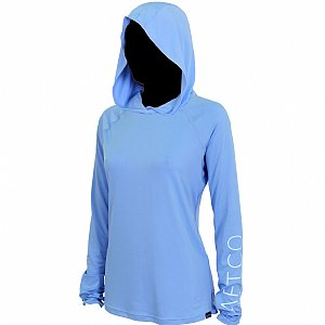 AFTCO Womens Samurai Sun Protection Hoodie