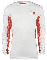 Mojo Redfish Vented L/S Wireman