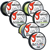 DAIWA J Braid x8 550 Yards