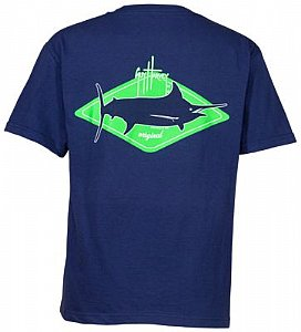 Youth Guy Harvey Kite Short Sleeve Tee